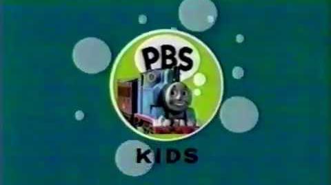 PBS Kids ID - Thomas & Friends (2004) OFFICIAL RARE-0