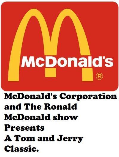 McDonald's Corporation and The Ronald McDonald show Presents
