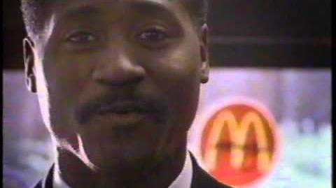 1997 Mcdonalds My Commercial