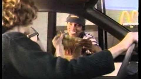 1997 McDonalds Commercial