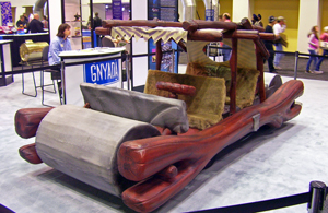 File:Flintstones car model at 2008 NY Auto Show.jpg