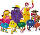 The Happy Meal Gang
