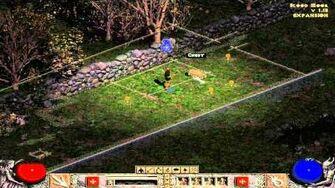 Diablo 2 - Playthrough Part 1