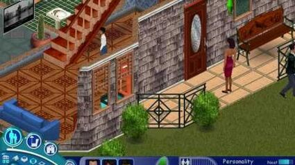 Sims 1 Gameplay HIGH QUALITY Part 1