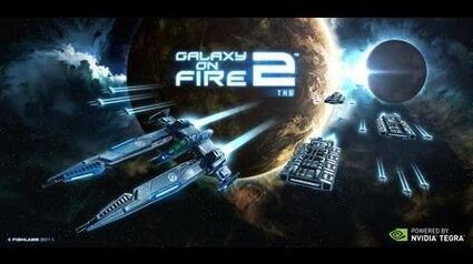GALAXY ON FIRE 2 FULL HD PC GAMEPLAY VIDEO
