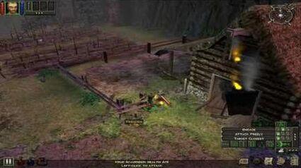 Dungeon Siege 1 Gameplay