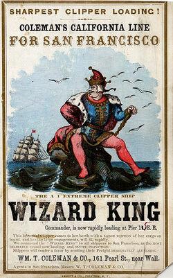 Wizardkingclipper