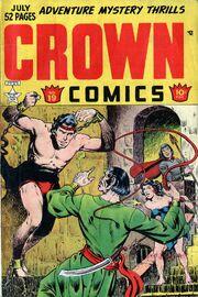 Crowncomics