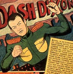 Dash Dixon