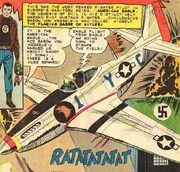 American Eagle's plane