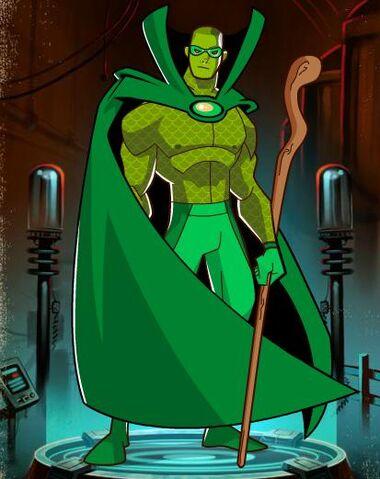 File:(Not-so)Little Green Man.jpg