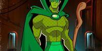 (Not-so)Little Green Man