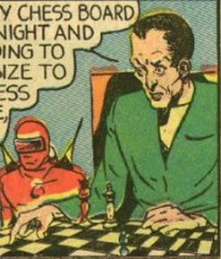 Karno chessman