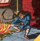 Hunchback jumbo comics