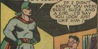 Green Mask (Suzie)