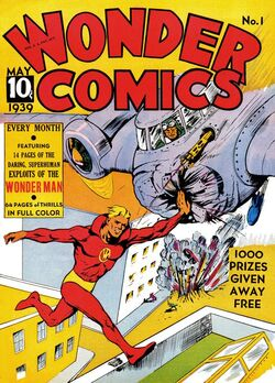Wonder Man Fox