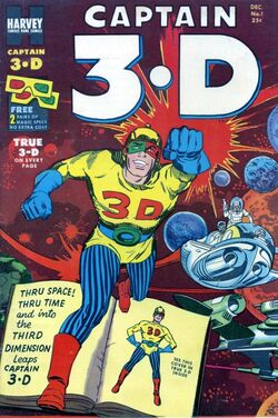 Captain 3D Cover