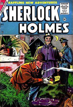 Sherlock holmes -1