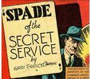 Spade of the Secret Service