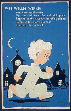 386px-Wee Willie Winkie 1940 poster