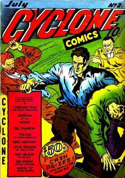 Cyclone Comics - 2