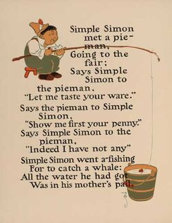 Simple Simon 1 - WW Denslow - Project Gutenberg etext 18546
