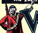 Wing Lee, Boy Patriot