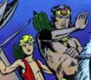 Green Arrowhead