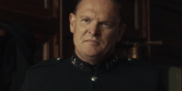Sergeant Moss