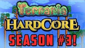Terraria HC Season -3 - Trailer!