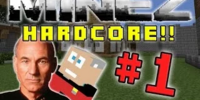 MineZ HC! - Part 1 (Ft. ProJared, SpaceHamster, + Brutalmoose!)