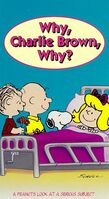 Why Charlie Brown Why VHS