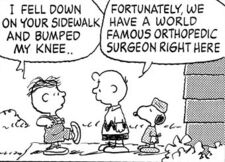 World Famous Orthopedic Surgeon