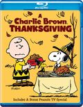 Charlie Brown Thanksgiving Bluray