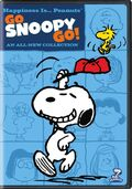 Go Snoopy Go DVD