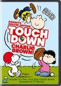 Touchdown Charlie Brown DVD