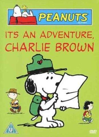 File:It's An Adventure, Charlie Brown UK DVD 2006.jpg