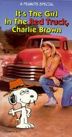 It's the Girl in the Red Truck VHS