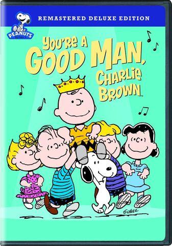 File:You're a Good Man, Charlie Brown DVD.jpg