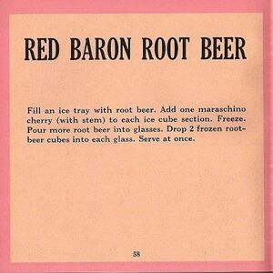 Red Baron Root Beer