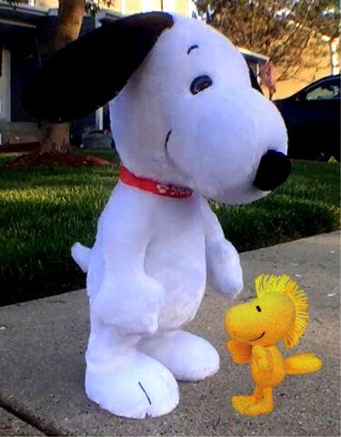 File:Snoopy&Woodstock Dolls.jpg