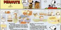 Peanuts timeline
