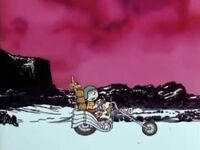 Race for Your Life, Charlie Brown (credits) (1)