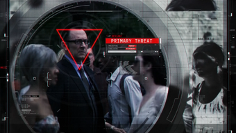POI S04 Title Sequence Finch1