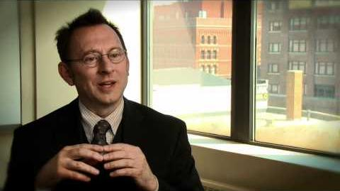 Person of Interest - Character Recognition Michael Emerson