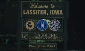 3x12 - Lassiter Welcome