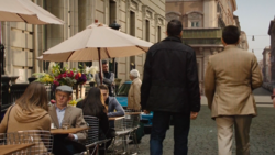 3x13 - Italy Rome Let's buy a new suit