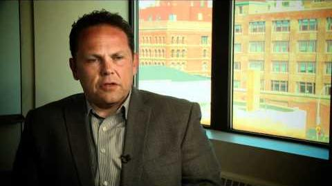 Person of Interest - Character Recognition Kevin Chapman