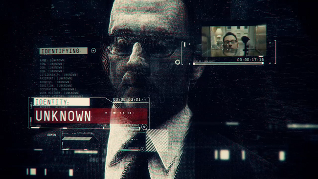 S02 Title Sequence Finch