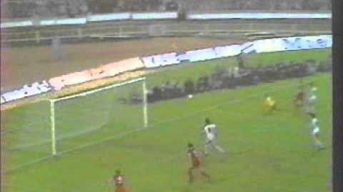 Kenny Dalglish Goal - Liverpool 1 FC Bruges - 1978 European Cup Final (10 5 78)